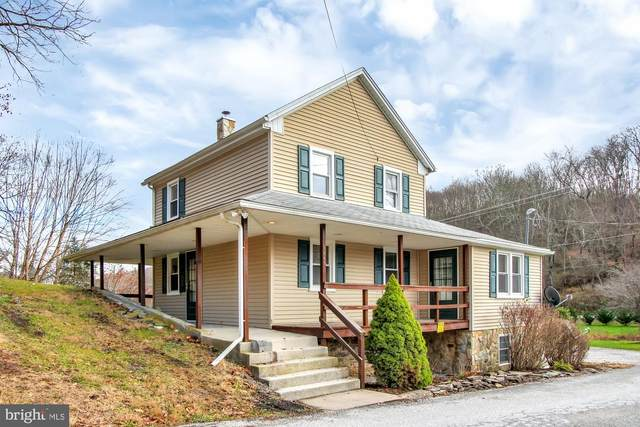 3449 Brenneman Road, GLEN ROCK, PA 17327 (#PAYK149956) :: The Heather Neidlinger Team With Berkshire Hathaway HomeServices Homesale Realty