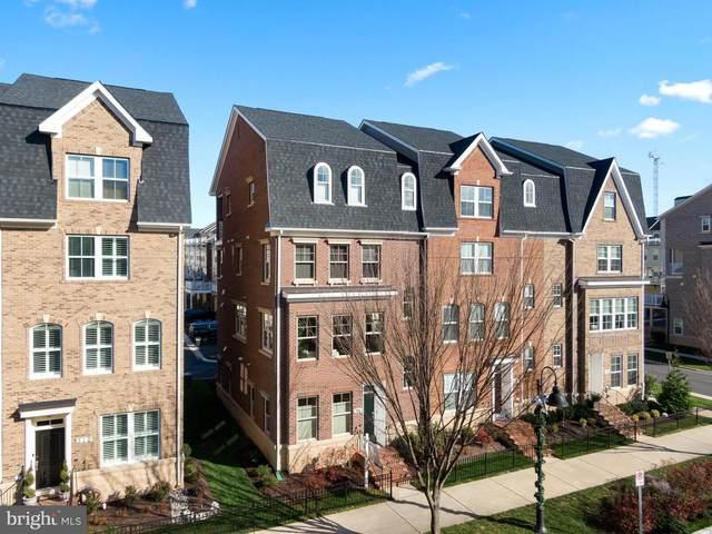 318 Crown Park Avenue, GAITHERSBURG, MD 20878 (#MDMC736986) :: Jacobs & Co. Real Estate