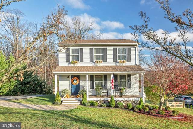256 Little Sorrel Drive, STRASBURG, VA 22657 (#VASH121068) :: The Redux Group