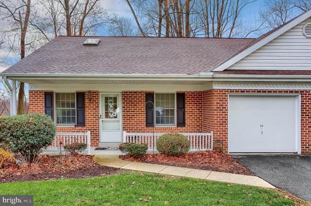 54 Timber Villa, ELIZABETHTOWN, PA 17022 (#PALA174488) :: Iron Valley Real Estate
