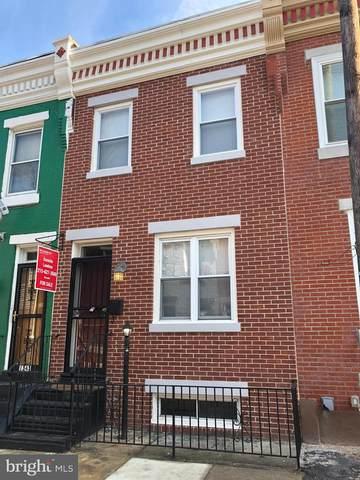 1341 N Myrtlewood Street, PHILADELPHIA, PA 19121 (#PAPH968438) :: Keller Williams Realty - Matt Fetick Team
