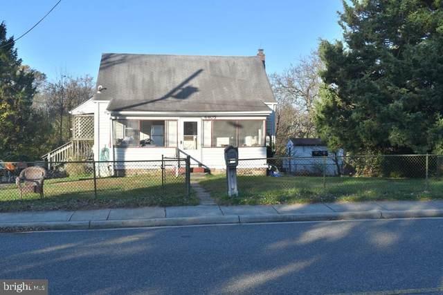 4405 Maple Road, MORNINGSIDE, MD 20746 (#MDPG590426) :: The Riffle Group of Keller Williams Select Realtors