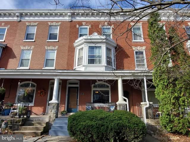 212 Ruby Street, LANCASTER, PA 17603 (#PALA174494) :: The Craig Hartranft Team, Berkshire Hathaway Homesale Realty