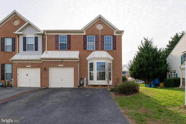 315 Timberbrook Court, ODENTON, MD 21113 (#MDAA454292) :: The Poliansky Group