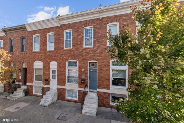 629 S Lakewood Avenue, BALTIMORE, MD 21224 (#MDBA533372) :: The Redux Group