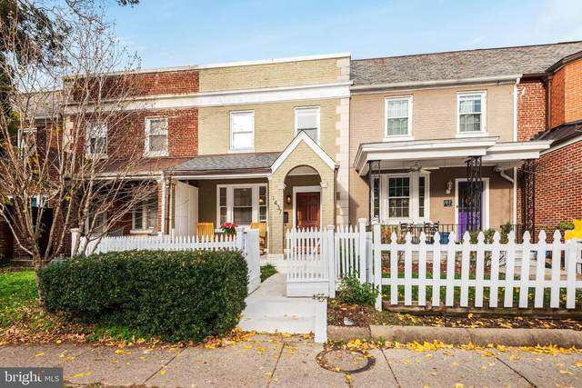 1437 Parkwood Place NW, WASHINGTON, DC 20010 (#DCDC499360) :: Pearson Smith Realty