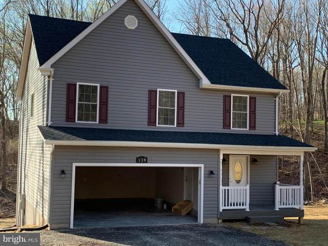 224 Mill Race Drive, WINCHESTER, VA 22602 (#VAFV161138) :: Bob Lucido Team of Keller Williams Integrity