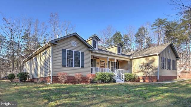1241 Shenandoah Cross, GORDONSVILLE, VA 22942 (#VALA122374) :: Integrity Home Team