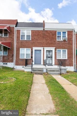 1324 N Potomac Street, BALTIMORE, MD 21213 (#MDBA533378) :: The Redux Group