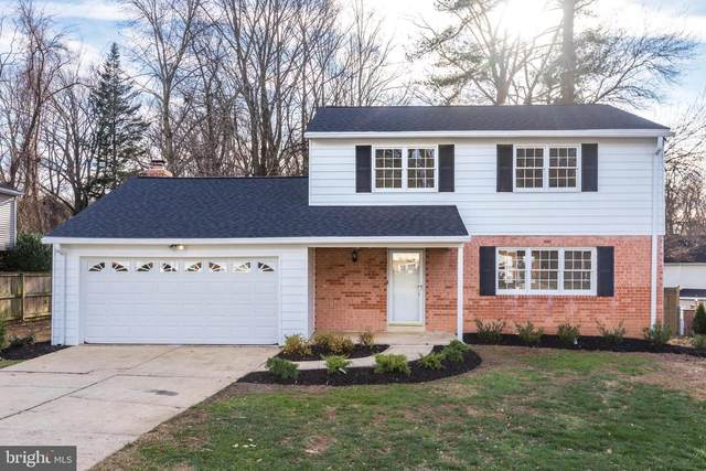 8113 Bright Meadows Lane, DUNN LORING, VA 22027 (#VAFX1170776) :: Potomac Prestige