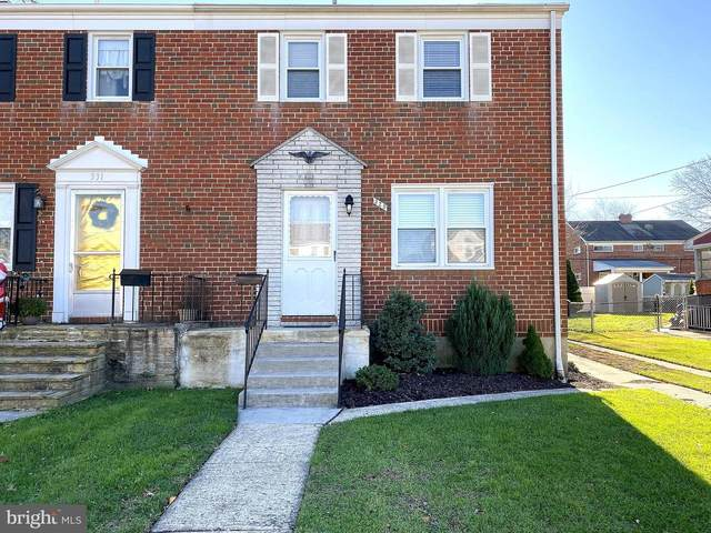 329 Elinor Avenue, BALTIMORE, MD 21236 (#MDBC514608) :: Advance Realty Bel Air, Inc