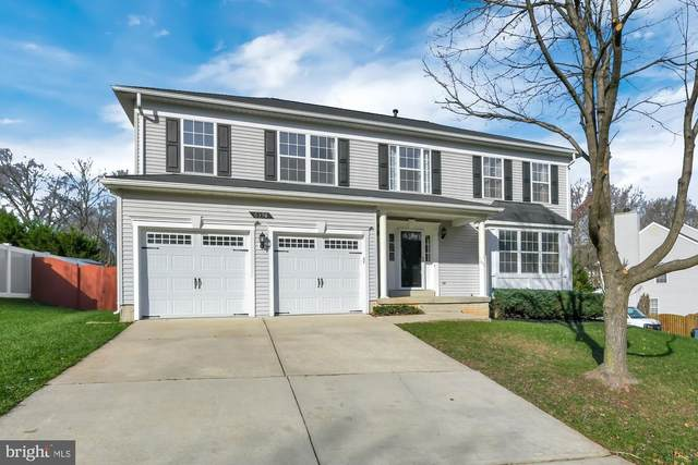 6398 Hanover Crossing Way, HANOVER, MD 21076 (#MDHW288478) :: Bob Lucido Team of Keller Williams Integrity