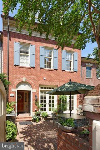 466 S Union Street, ALEXANDRIA, VA 22314 (#VAAX253990) :: Fairfax Realty of Tysons