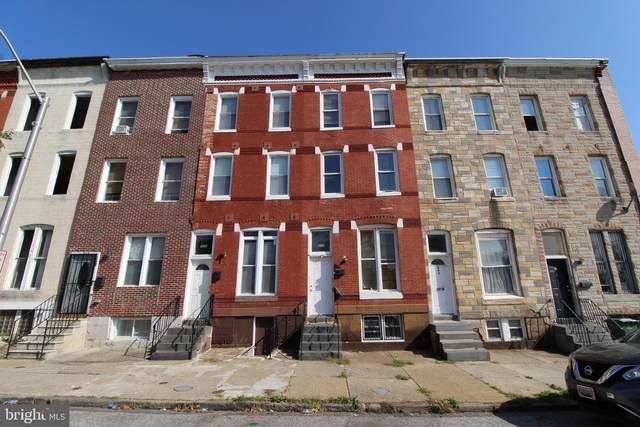 811 N Calhoun Street, BALTIMORE, MD 21217 (#MDBA533386) :: Great Falls Great Homes