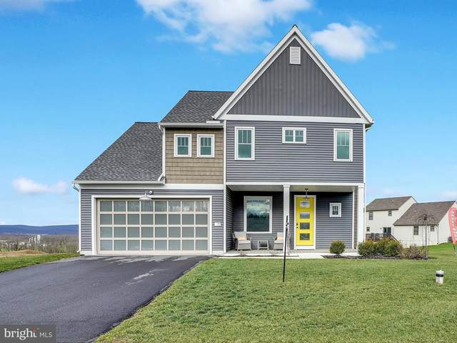 77 Clover Drive, MYERSTOWN, PA 17067 (#PABK371130) :: Linda Dale Real Estate Experts