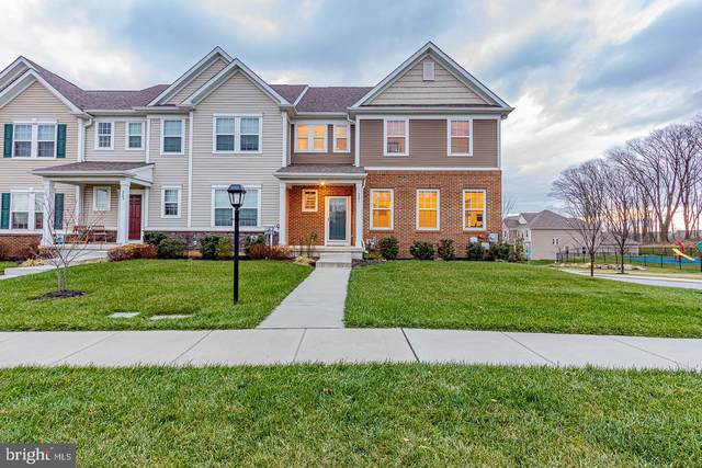 201 Hanover Court, CHESTER SPRINGS, PA 19425 (#PACT525682) :: The Poliansky Group