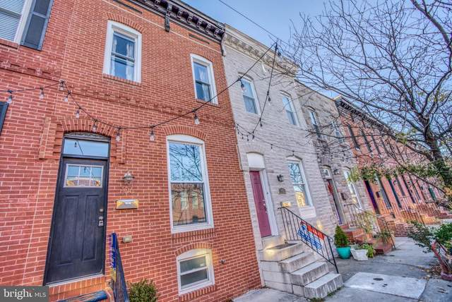 106 N Montford Avenue, BALTIMORE, MD 21224 (#MDBA533404) :: The Dailey Group