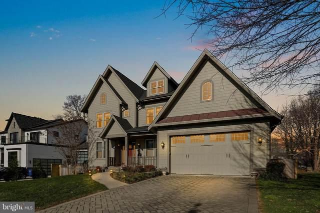 6813 31ST Street N, ARLINGTON, VA 22213 (#VAAR173470) :: Certificate Homes