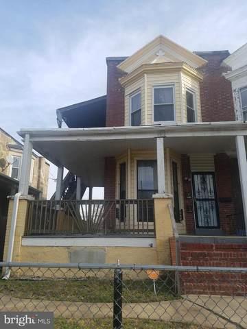 3509 Oakmont Avenue, BALTIMORE, MD 21215 (#MDBA533406) :: Integrity Home Team