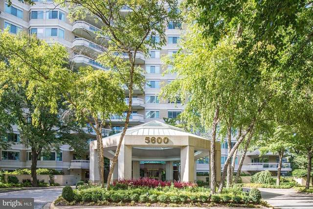 5600 Wisconsin Avenue 1-302, CHEVY CHASE, MD 20815 (#MDMC737070) :: Gail Nyman Group