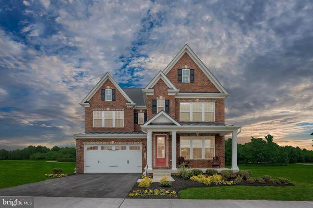 8503 Silver Laurel Lane, URBANA, MD 21704 (#MDFR274846) :: The Riffle Group of Keller Williams Select Realtors