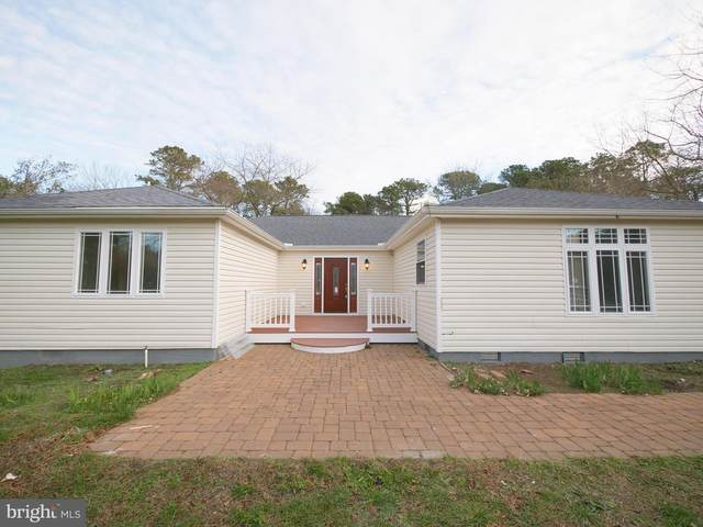 502 Main St W, CAPE MAY COURT HOUSE, NJ 08210 (MLS #NJCM104616) :: The Sikora Group