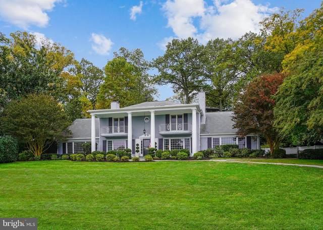 7400 Park Terrace Drive, ALEXANDRIA, VA 22307 (#VAFX1170890) :: Colgan Real Estate
