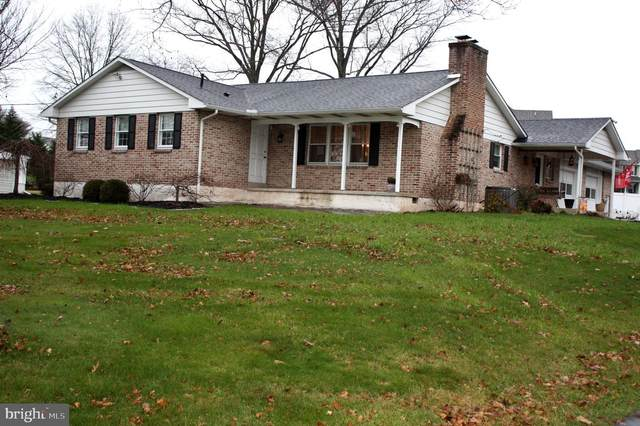 2810 Leidy Road, GILBERTSVILLE, PA 19525 (#PAMC677610) :: Crossroad Group of Long & Foster
