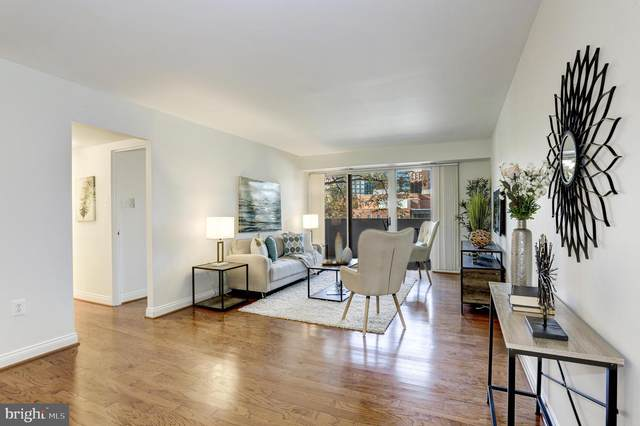 700 7TH Street SW #137, WASHINGTON, DC 20024 (#DCDC499490) :: Pearson Smith Realty