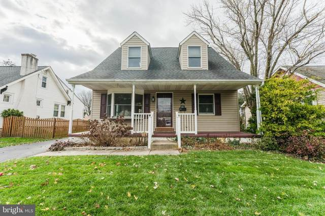 414 Woodlawn Avenue, WILLOW GROVE, PA 19090 (#PAMC677618) :: The Toll Group