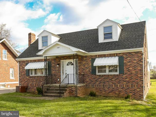 3365 Winchester Avenue, MARTINSBURG, WV 25405 (#WVBE182384) :: The Redux Group