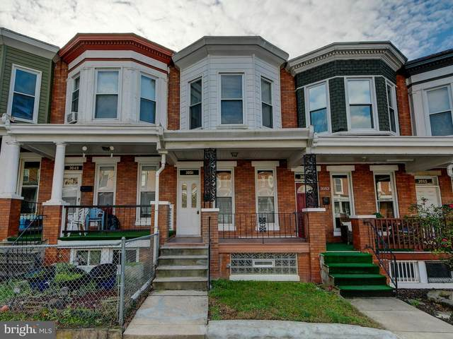3051 Brighton Street, BALTIMORE, MD 21216 (#MDBA533432) :: V Sells & Associates | Compass
