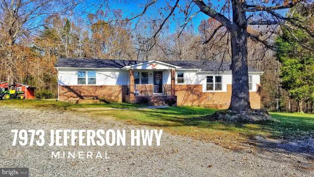 7973 Jefferson Highway, MINERAL, VA 23117 (#VALA122380) :: The Redux Group