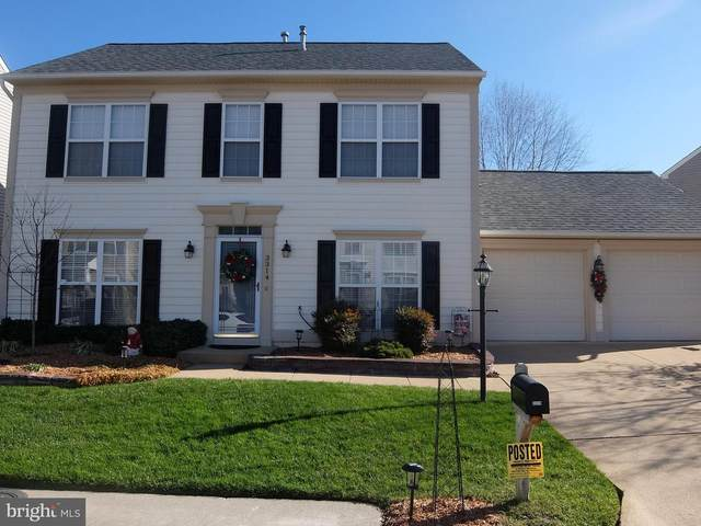 3314 Mountain Laurel Loop, DUMFRIES, VA 22026 (#VAPW510990) :: Erik Hoferer & Associates