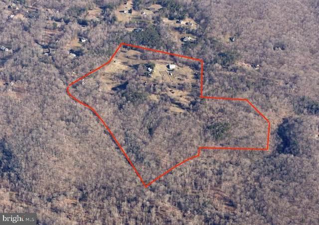 807 Holly Corner Road, FREDERICKSBURG, VA 22406 (#VAST227728) :: Colgan Real Estate