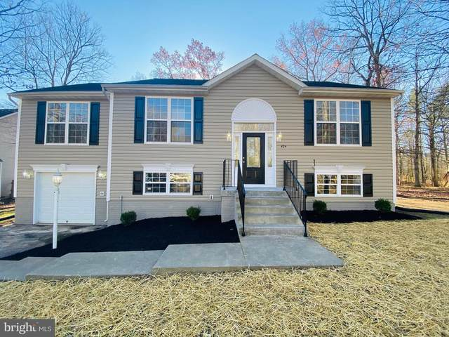 424 Cornwall Drive, RUTHER GLEN, VA 22546 (#VACV123304) :: Great Falls Great Homes