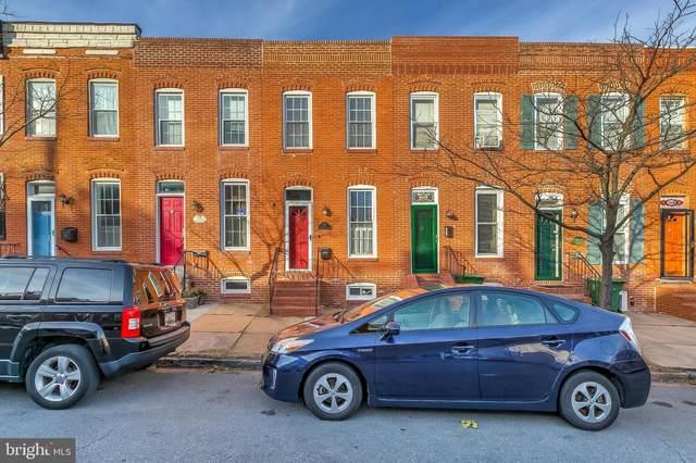512 E Clement Street, BALTIMORE, MD 21230 (#MDBA533436) :: Boyle & Kahoe Real Estate