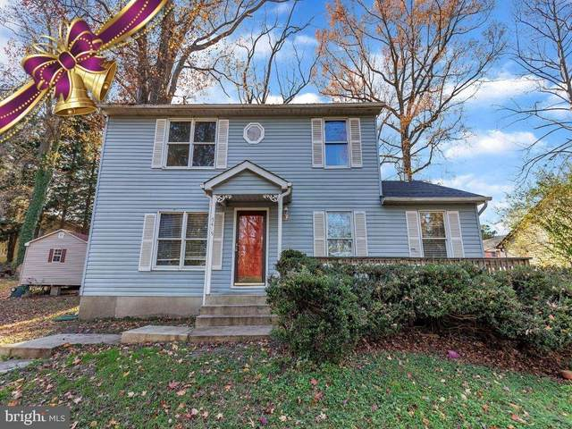 5415 Chesapeake Avenue, SAINT LEONARD, MD 20685 (#MDCA180116) :: The Redux Group