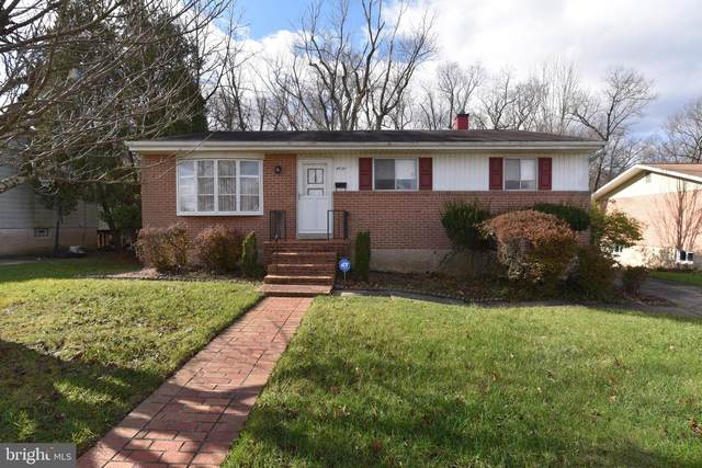 4733 Byron Road, BALTIMORE, MD 21208 (#MDBC514694) :: The Riffle Group of Keller Williams Select Realtors