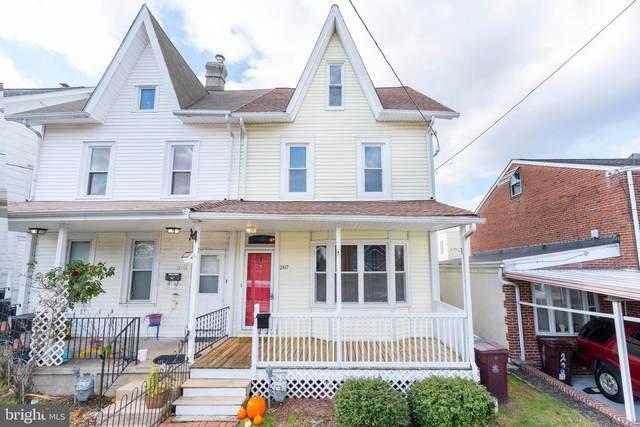 207 Woodlawn Avenue, WILMINGTON, DE 19805 (#DENC517646) :: Colgan Real Estate
