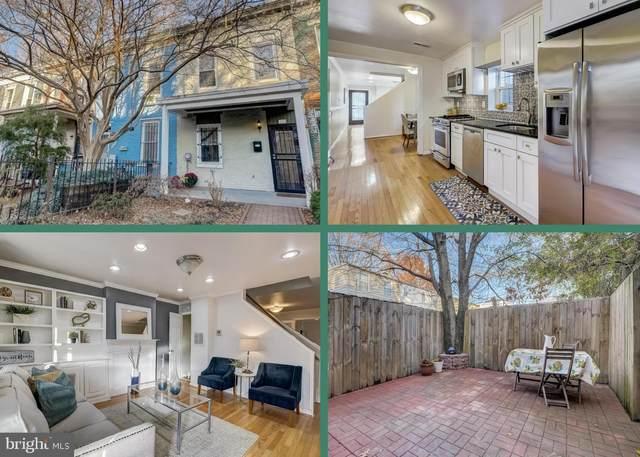 819 9TH Street NE, WASHINGTON, DC 20002 (#DCDC499530) :: Pearson Smith Realty