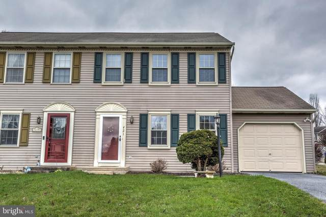 421 Groffdale Road, QUARRYVILLE, PA 17566 (#PALA174558) :: The Joy Daniels Real Estate Group