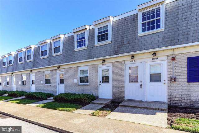 1200 Edgewater Avenue #25, OCEAN CITY, MD 21842 (#MDWO118836) :: The Redux Group