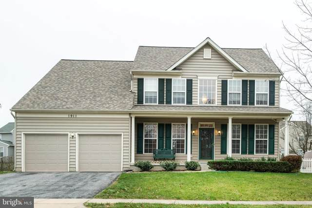 1911 Moran Drive, FREDERICK, MD 21702 (#MDFR274882) :: V Sells & Associates | Compass
