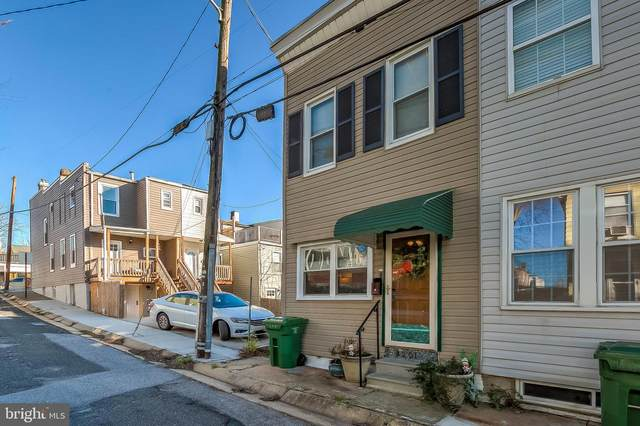 1201 Dellwood Avenue, BALTIMORE, MD 21211 (#MDBA533450) :: V Sells & Associates | Compass