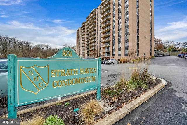 801 Yale Avenue G6a, SWARTHMORE, PA 19081 (#PADE536210) :: The Dailey Group