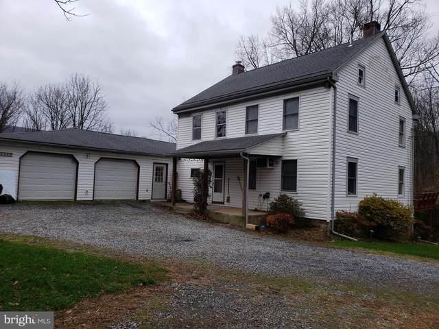 409 Pine Swamp Road, KEMPTON, PA 19529 (#PABK371186) :: LoCoMusings