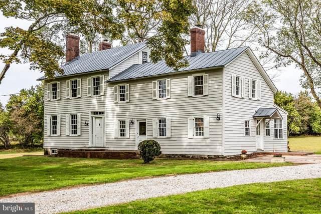 313 Pennington Titusville Road, PENNINGTON, NJ 08534 (MLS #NJME305610) :: Maryland Shore Living   Benson & Mangold Real Estate