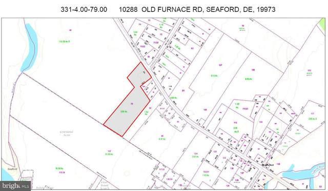 10288 Old Furnace Rd, SEAFORD, DE 19973 (#DESU174188) :: Jim Bass Group of Real Estate Teams, LLC