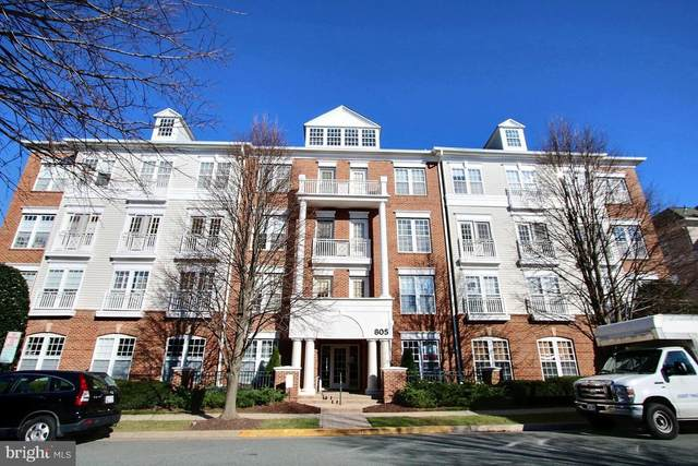 805 Reserve Champion Drive 15-102-R, ROCKVILLE, MD 20850 (#MDMC737192) :: Certificate Homes